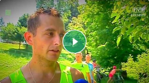 Emisja w RUSZ SIĘ CZŁOWIEKU na antenie ogólnopolskiej 16.09.2015